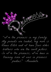 Princess Teaser