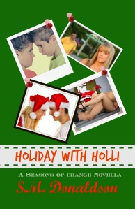 Holiday with Holli cover2