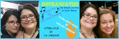 Twin and Chelsea giveaway